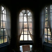 Photo taken at Hogarth's House by Ian M. on 12/8/2013