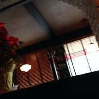 Photo taken at Majors Steak House by Leo W. on 12/24/2013