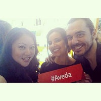 Photo taken at Aveda Experience Center by Mariana L. on 5/16/2015