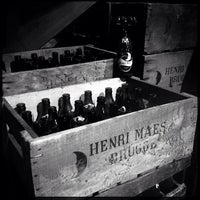 Photo taken at Brouwerij De Halve Maan by Keith H. on 3/21/2013
