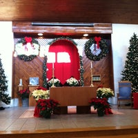 Photo taken at Our Lady Of Perpetual Help Parish by Ashley R. on 12/28/2013