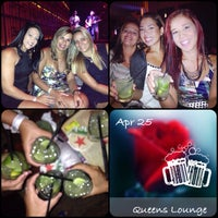 Photo taken at Queens Lounge Bar by Thais P. on 7/30/2014