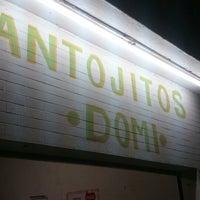 Photo taken at Antojitos Domi by Xavo H. on 6/23/2016