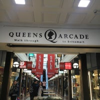 Photo taken at Queen's Arcade by Blue S. on 7/30/2017