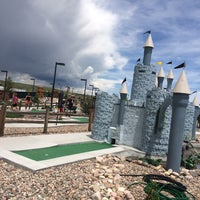 Photo taken at Legends Miniature Golf by Erin O. on 5/29/2016