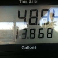 Photo taken at Hess Express by Big J. on 10/29/2012