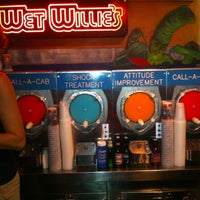 Photo taken at Wet Willie's by Big J. on 9/30/2012