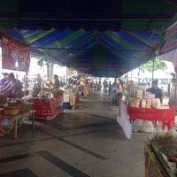 Photo taken at ถนนคนเดิน โคราช by Jann S. on 8/8/2015