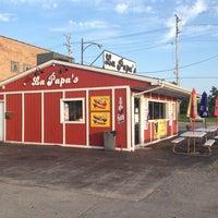 Photo taken at La Papas by Jonathan B. on 7/7/2014