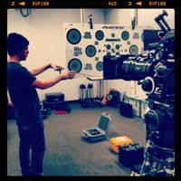 Photo taken at Panavision Hollywood by Dave J. on 10/11/2012