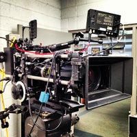 Photo taken at Panavision Hollywood by Dave J. on 1/4/2013