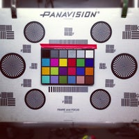 Photo taken at Panavision Hollywood by Dave J. on 10/12/2012