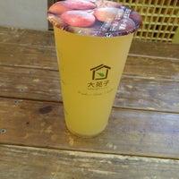 Photo taken at 大苑子茶飲 Da Yung's Tea by Katsumi E. on 6/15/2017