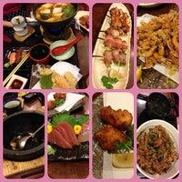 Photo taken at WARAKU Japanese Casual Dining by Shirley Y. on 4/25/2013