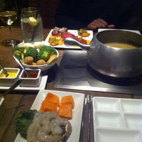 Photo taken at The Melting Pot by Jessica P. on 10/19/2013