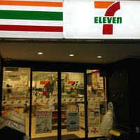 Photo taken at 7-Eleven by Jun W. on 10/2/2012