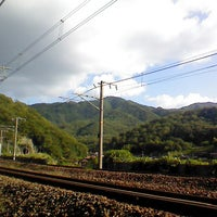 Photo taken at 瀬野西トンネル by ゆで す. on 10/1/2013