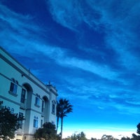 Photo taken at USD Pool Complex by Dymphna on 2/15/2013
