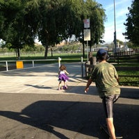 Photo taken at Kennedy Park & Community Center by Dymphna on 6/13/2013