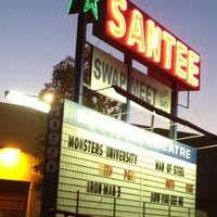 Photo taken at Santee Drive In Theater by Dymphna on 6/23/2013