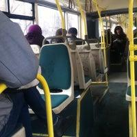Photo taken at Автобус № 732 by Alika Markes on 3/18/2013