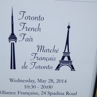 Photo taken at Alliance Française by Ramon L. on 5/28/2014