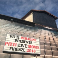 Photo taken at PITTI IMMAGINE UOMO by Roberta S. on 1/10/2018