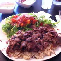 Photo taken at Istanbul Kebab House by Wilfredo A. on 11/8/2012