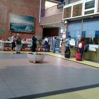 Photo taken at Málaga Bus Station by Daniela M. on 3/28/2013