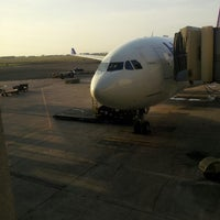 Photo taken at Gate 30 by J F. on 3/31/2013