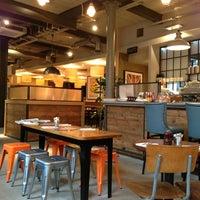 Photo taken at Sam's Brasserie & Bar by Pauli X. on 2/10/2013