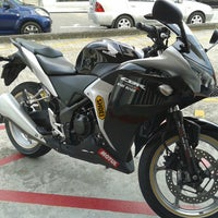 Photo taken at B-top Motor Sdn Bhd by Dimie R. on 2/13/2013