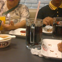 Photo taken at A & W by Lya S. on 5/12/2014