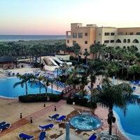 Photo taken at Playamarina Spa Hotel 4* by ele on 5/4/2013