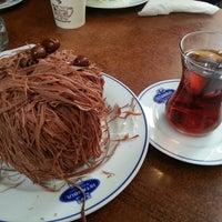 Photo taken at İstanbul Pastanesi by ŞEYMA on 4/3/2013