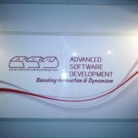 Photo taken at Advanced Software Development by Saquib W. on 8/24/2013