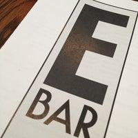 รูปภาพถ่ายที่ E Bar Tex-Mex โดย Alfred K. เมื่อ 6/5/2013