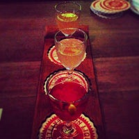Photo taken at Sun Liquor Lounge by Katie S. on 5/3/2013