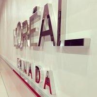 Photo taken at L'Oréal Canada by Alexandre G. on 7/12/2013