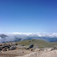 Photo taken at Mount Washington Observatory by Marguerite K. on 7/15/2015