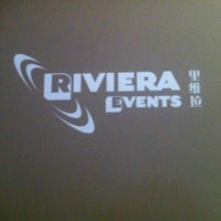 Photo taken at Riviera Events by Ravneet K. on 10/9/2013