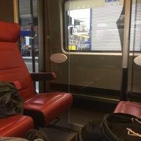 Photo taken at Intercity Groningen - Rotterdam Centraal by Redmar S. on 4/15/2018