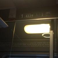 4/15/2018 tarihinde Redmar S.ziyaretçi tarafından Intercity Groningen - Rotterdam Centraal'de çekilen fotoğraf