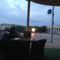 "Photo taken at Ресторан ""Белгород"" by Эля S. on 6/22/2014"