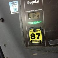 Photo taken at Stop & Shop Gas by Jon L. on 2/26/2013