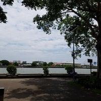 Das Foto wurde bei Phra Sumen Fort von 丹沢 am 6/17/2018 aufgenommen