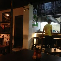 Photo taken at bhatti-tapas bar by Никита С. on 9/22/2013
