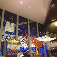 Photo taken at Sinagoga Circulo Israelita De Santiago by Brenna L. on 11/18/2012