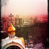 Photo taken at ХГУ «НУА» / Kharkiv University of Humanities «People's Ukrainian Academy» by Evgeniy G. on 2/19/2013