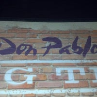 Photo taken at Don Pablo's by Jordan J. on 1/25/2013